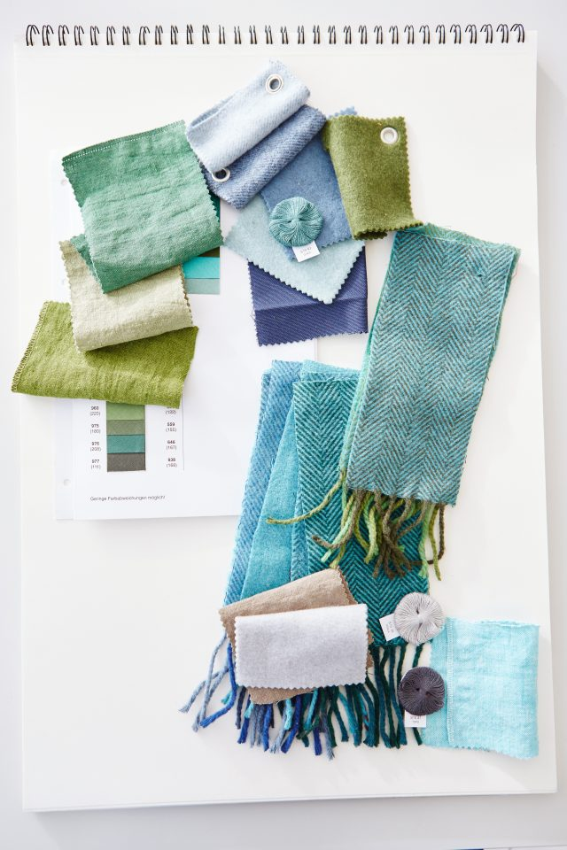 PROFLAX Still Atelier colour moodboard