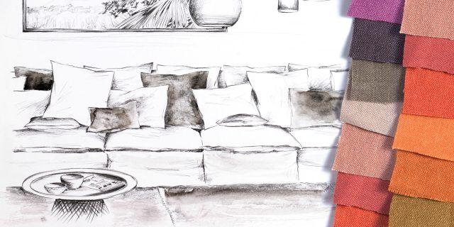 PROFLAX basic essentials pillow kissen sofakissen sofa cushion