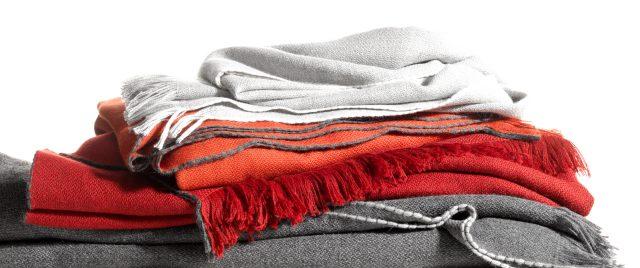 PROFLAX basic essentials plaid Wolldecke sono
