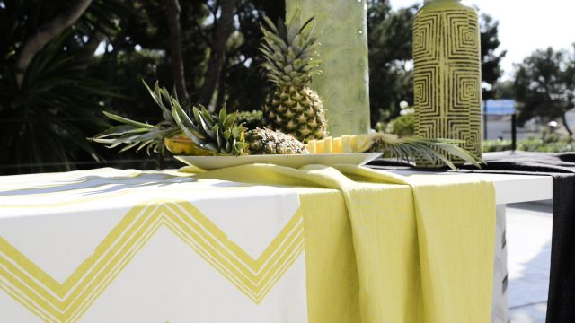 PROFLAX Summer Spirit tischdecke table linen
