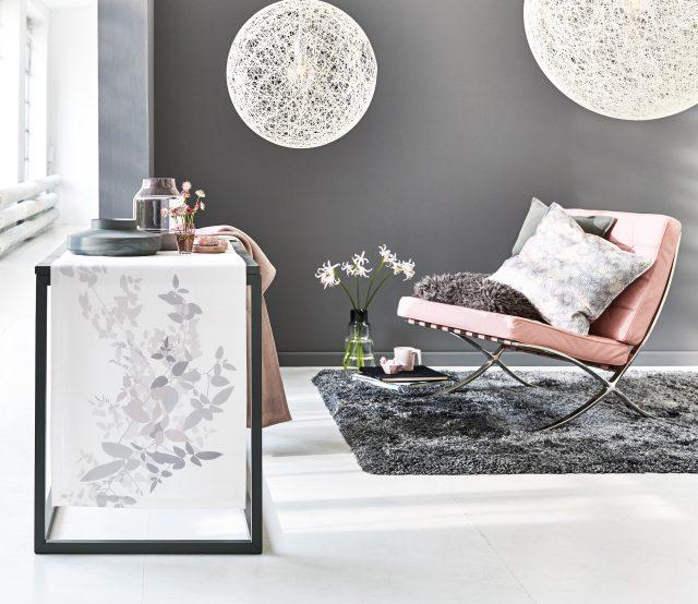 PROFLAX FS17 Soft Style pillow kissen sofakissen sofa cushion plaid wolldecke tischlaeufer table runner