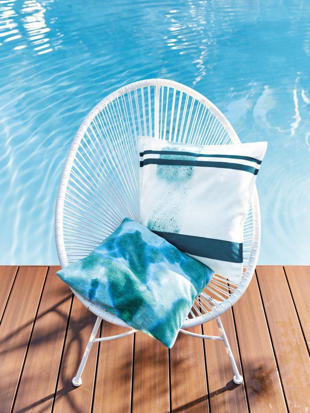 PROFLAX FS17 Palm Bay pillow kissen cushion pool