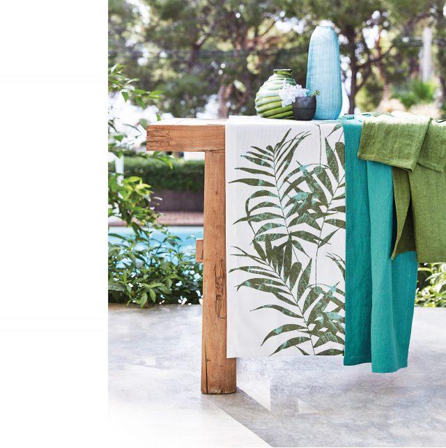 PROFLAX FS17 Palm Bay tischdecke table linen