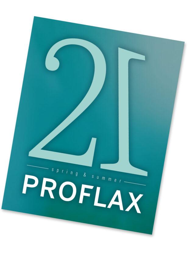 PROFLAX_KATALOG_SS2021_cover_kursiv